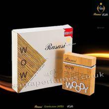 RASASI WOODY FOR MEN- 60ML - Rasasi UK & EU Official Distributors